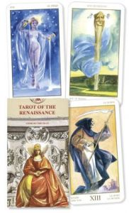 Karty Tarota - Tarot of the Renaissance  - Lo scarabeo